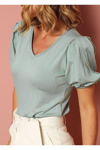 T-Shirt-Malha-Fluido