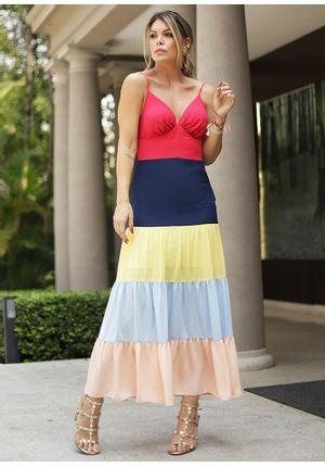 Vestido-Listrado-Colors