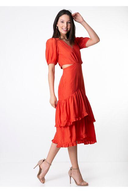 Vestido-Babado-Joia-Odara