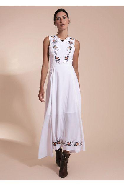 Vestido-Midi-Babados-Floral