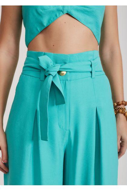 Calca-Pantalona-Serene-Verde-Detalhe
