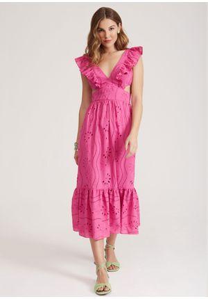 Vestido-Midi-Allerona-Rosa