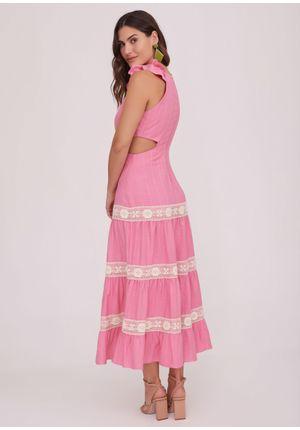Vestido-Midi-Positano-Rosa-Costas